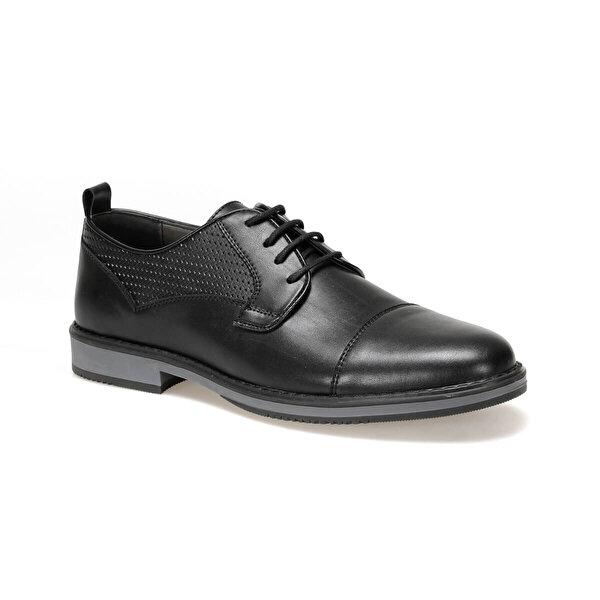 JJ-Stiller 71419-3 Siyah Erkek Ayakkabı