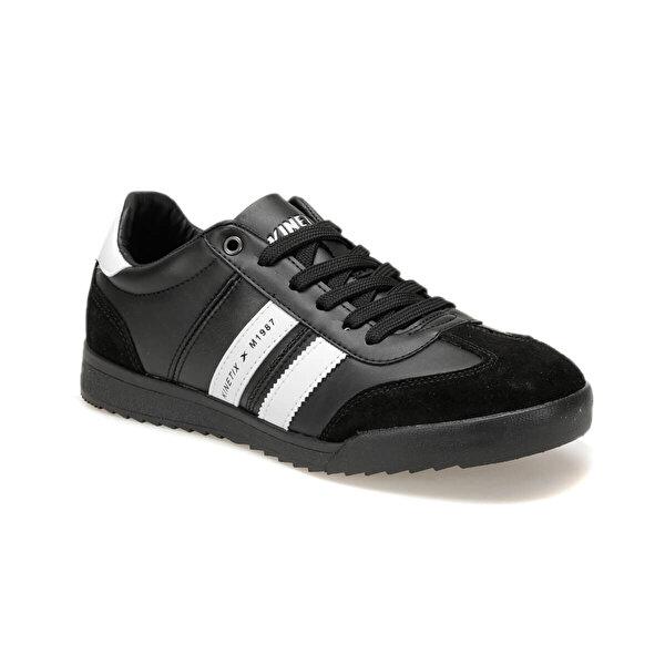 Kinetix GRAGAS Siyah Erkek Sneaker Ayakkabı