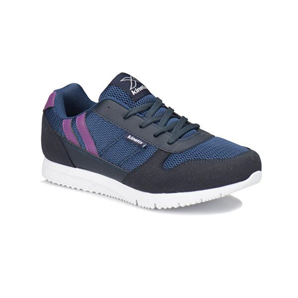 Kinetix CORDELIA MESH Lacivert Kadın Sneaker Ayakkabı