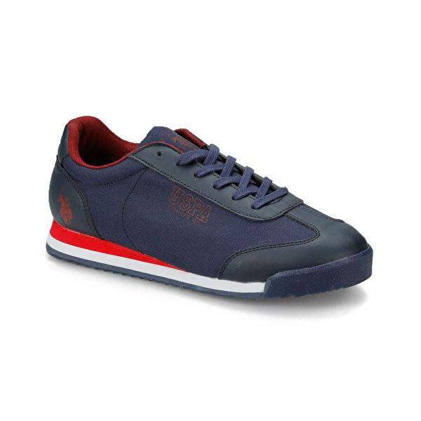 U.S. Polo Assn. DEEP SUMMER Lacivert Erkek Sneaker Ayakkabı