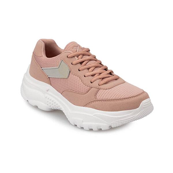 Kinetix LESLY W 9PR Pudra Kadın Sneaker Ayakkabı
