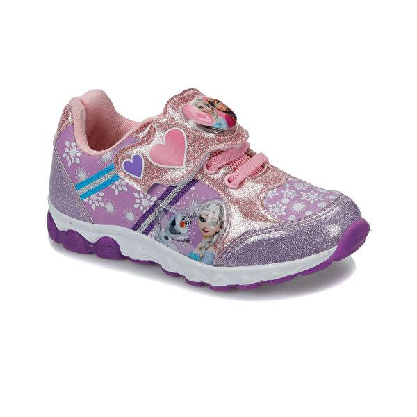 Frozen 91.HELYA-2.P Pembe Kız Çocuk Ayakkabı