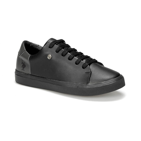U.S Polo Assn. NORDES 9PR Siyah Kadın Sneaker