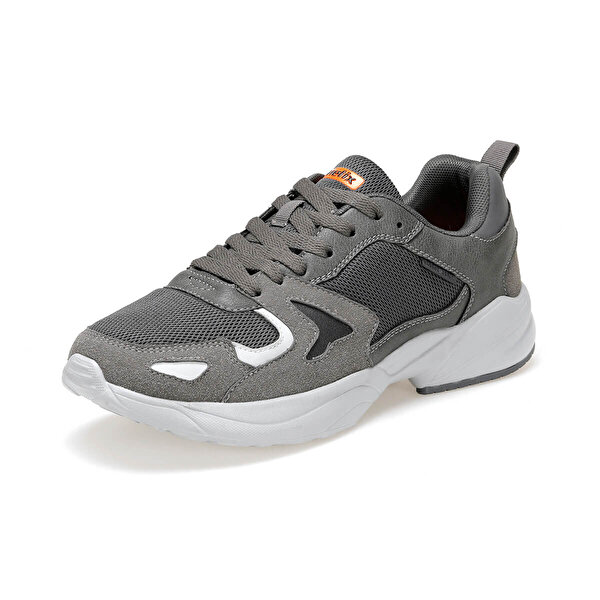 Kinetix CUNDY M 9PR Koyu Gri Erkek Sneaker Ayakkabı