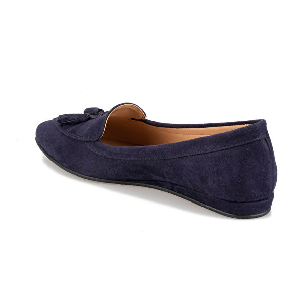 Polaris 92.314097SZ Lacivert Kadın Ayakkabı