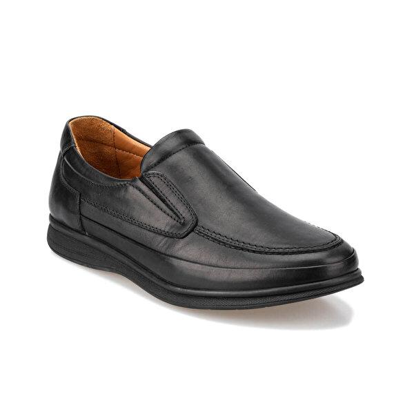 Polaris 5 Nokta 92.100865.M Siyah Erkek Ayakkabı