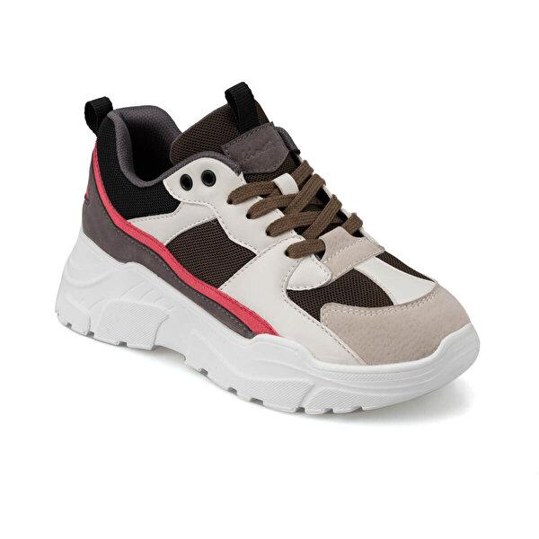 Kinetix ARYA 9PR Beyaz Kadın Sneaker Ayakkabı