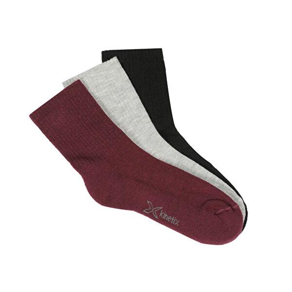 Kinetix BEA Siyah Kadın Çorap