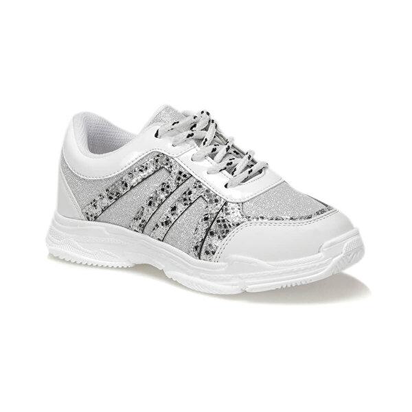 Seventeen KULI Beyaz Kız Çocuk Sneaker Ayakkabı