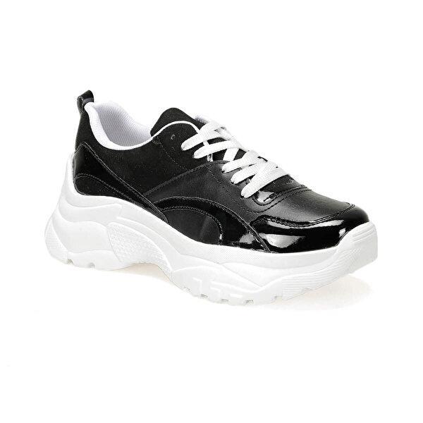 Butigo ESLEM85Z CİLT Siyah Kadın Sneaker Ayakkabı
