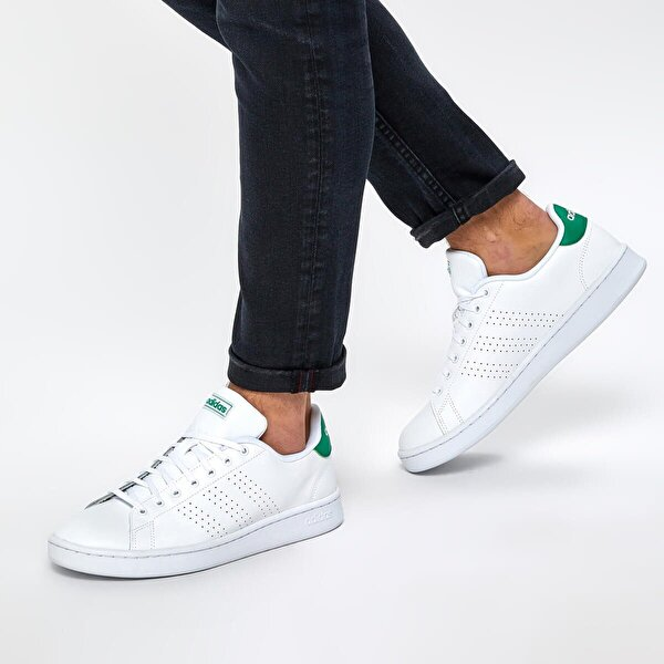adidas ADVANTAGE Beyaz Erkek Sneaker
