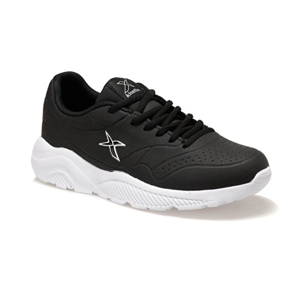 Kinetix FESTO PU M 9PR Siyah Erkek Çocuk Sneaker Ayakkabı