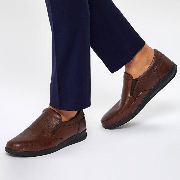Polaris 5 Nokta 92.100894.M Kahverengi Erkek Ayakkabı