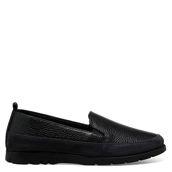 Nine West BASI Lacivert Kadın Loafer Ayakkabı