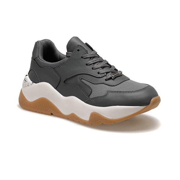 Kinetix DALI 9PR Gri Kadın Sneaker Ayakkabı
