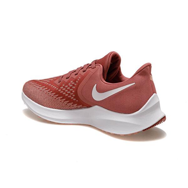 Nike WMNS ZOOM WINFLO 6 Kırmızı Kadın Koşu Ayakkabısı