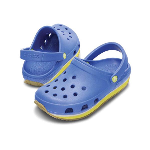 Crocs RETRO CLOG KIDS Mavi Unisex Çocuk Sabo Terlik
