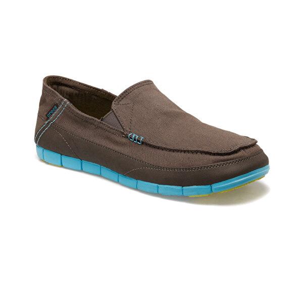 Crocs STRETCH SOLE LOAFER MEN Kahverengi Erkek Loafer Ayakkabı