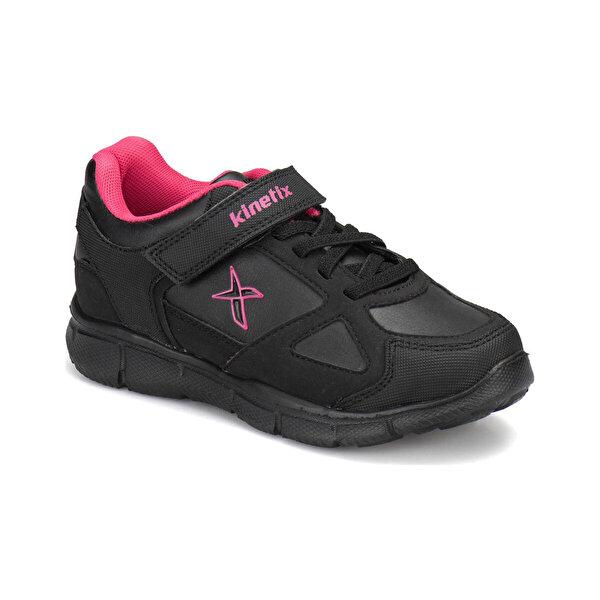 Kinetix BULLET PU 9PR Siyah Kız Çocuk Yürüyüş Ayakkabısı