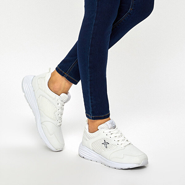 Kinetix MITRA W 9PR Beyaz Kadın Sneaker Ayakkabı