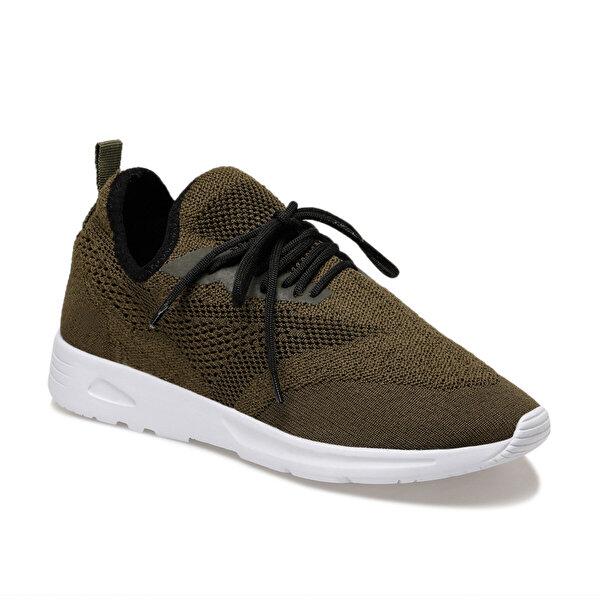 Torex APEX Haki Erkek Sneaker Ayakkabı