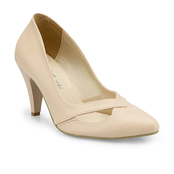 Polaris 315193.Z Bej Kadın Gova Ayakkabı