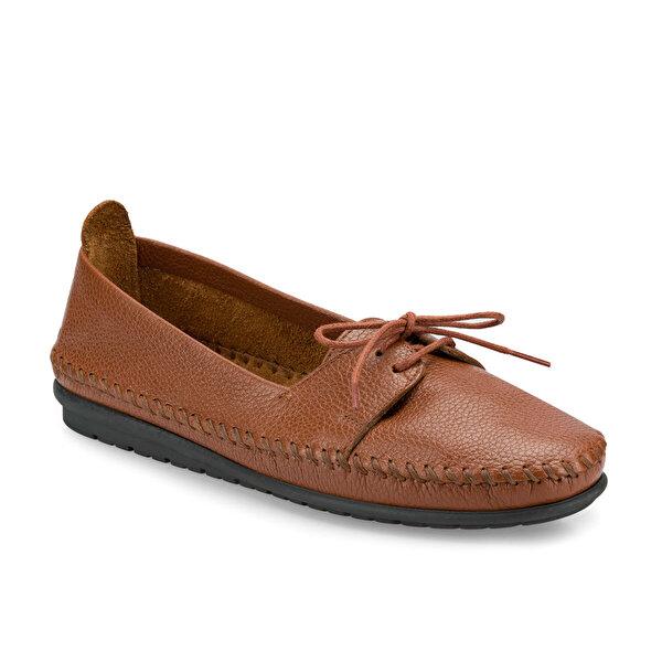 Polaris 91.109668.Z Taba Kadın Comfort Ayakkabı
