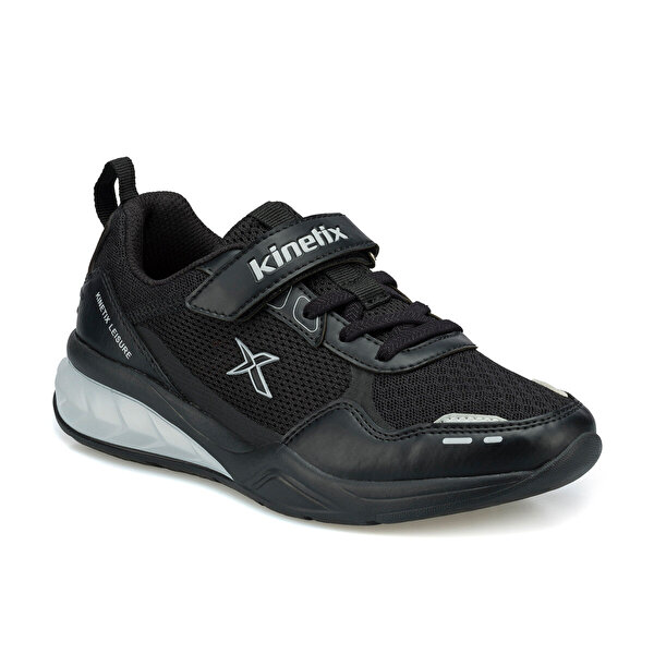 Kinetix JUSTUS J Siyah Erkek Çocuk Yürüyüş Ayakkabısı
