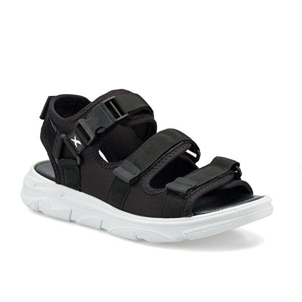Kinetix ANATOLE Siyah Erkek Sandalet