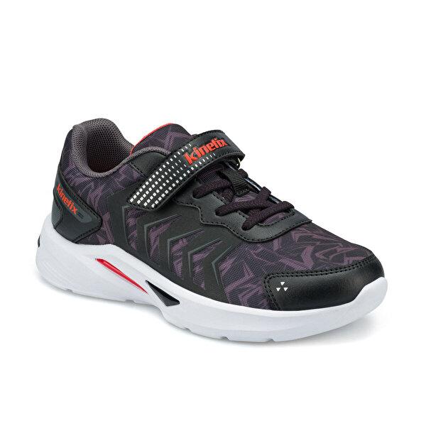 Kinetix REST Siyah Erkek Çocuk Koşu Ayakkabısı