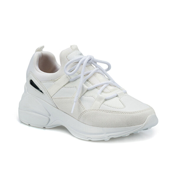 Kinetix VINCENT Beyaz Kadın Sneaker Ayakkabı