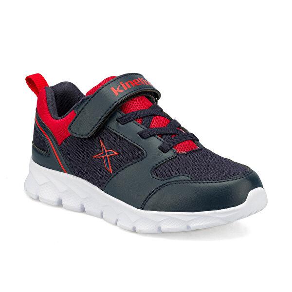 Kinetix OKA J MESH Lacivert Erkek Çocuk Koşu Ayakkabısı