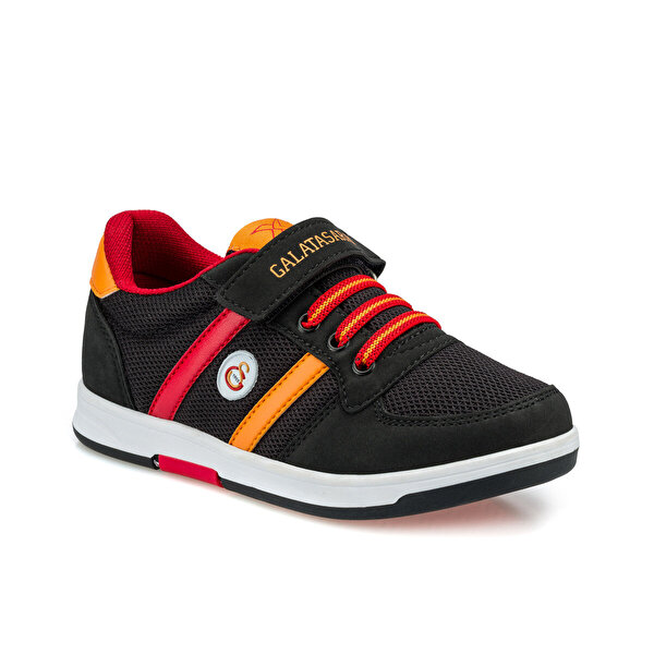 GS UPTON J  Siyah Erkek Çocuk Sneaker Ayakkabı