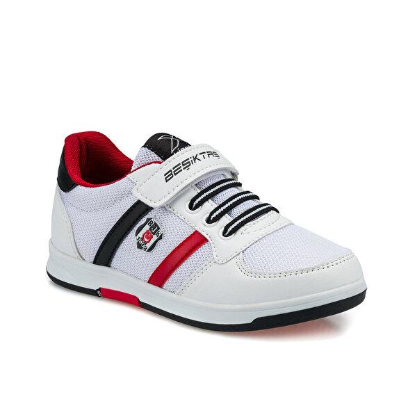 BJK UPTON J  Beyaz Erkek Çocuk Sneaker Ayakkabı