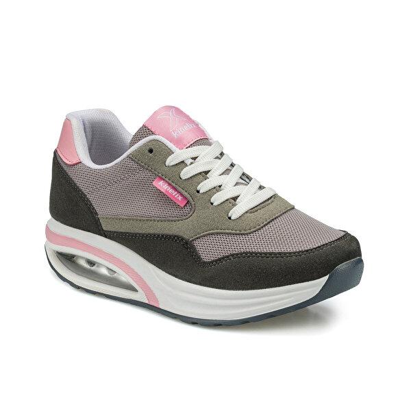 Kinetix ANETA TX W Koyu Gri Kadın Sneaker Ayakkabı