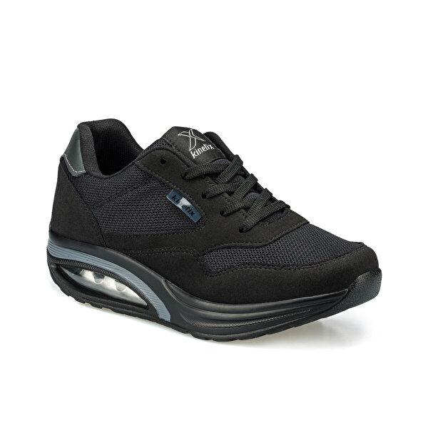 Kinetix ANETA TX W Siyah Kadın Sneaker Ayakkabı