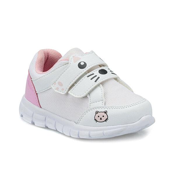 Kinetix BUFFY Beyaz Kız Çocuk Yürüyüş Ayakkabısı