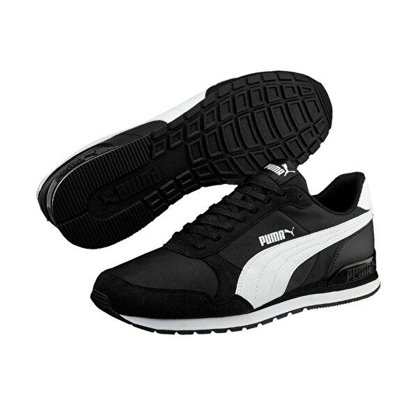 Puma ST RUNNER V2 Siyah Erkek Sneaker Ayakkabı