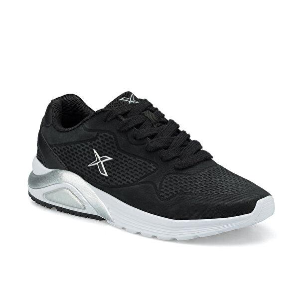 Kinetix FAUST PU W Siyah Kadın Sneaker Ayakkabı