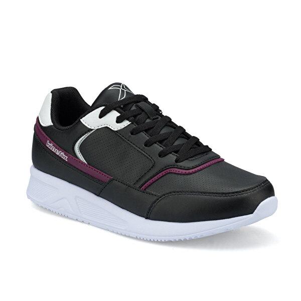Kinetix FORGUS W Siyah Kadın Sneaker Ayakkabı