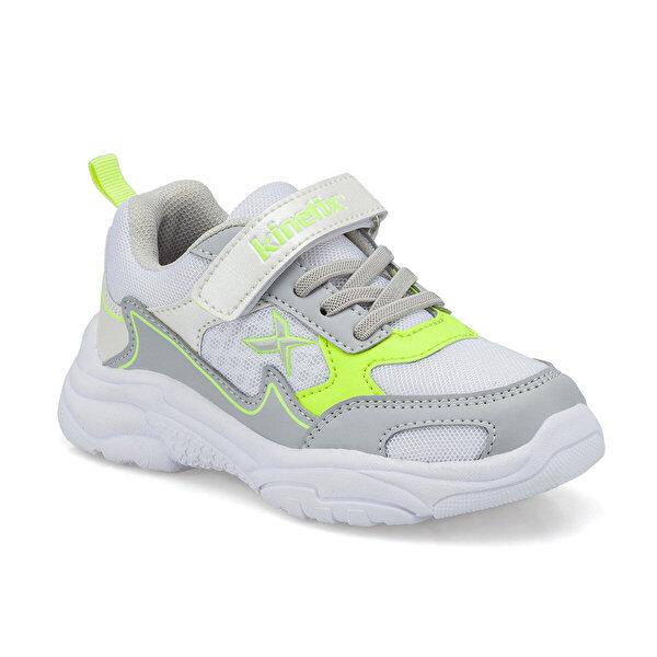 Kinetix DEVON Açık Gri Erkek Çocuk Sneaker Ayakkabı