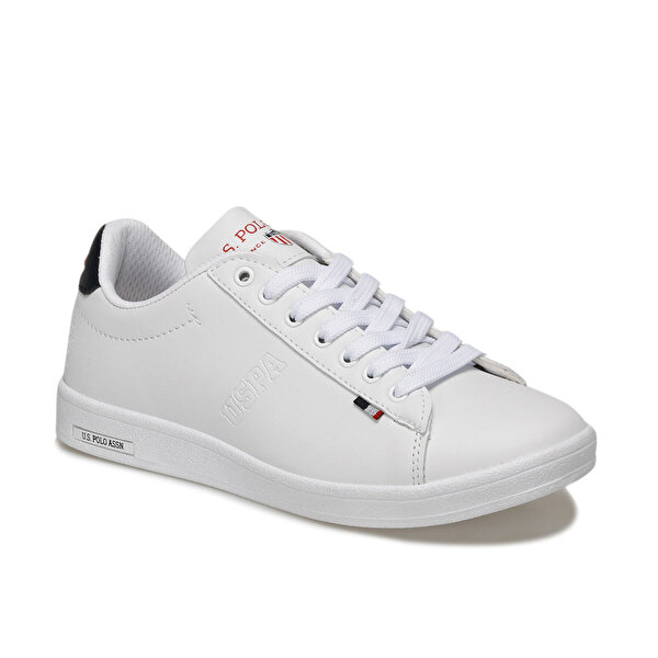 U.S Polo Assn. FRANCO Beyaz Kadın Sneaker