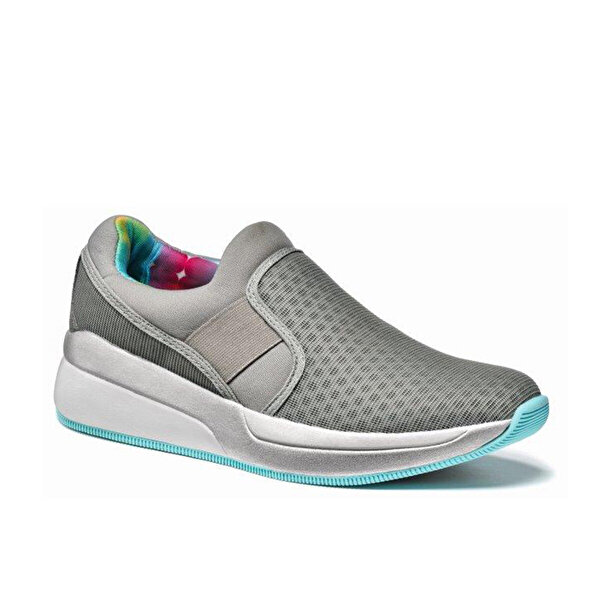 Lotto IRIS LF AMF W Gri Kadın Sneaker