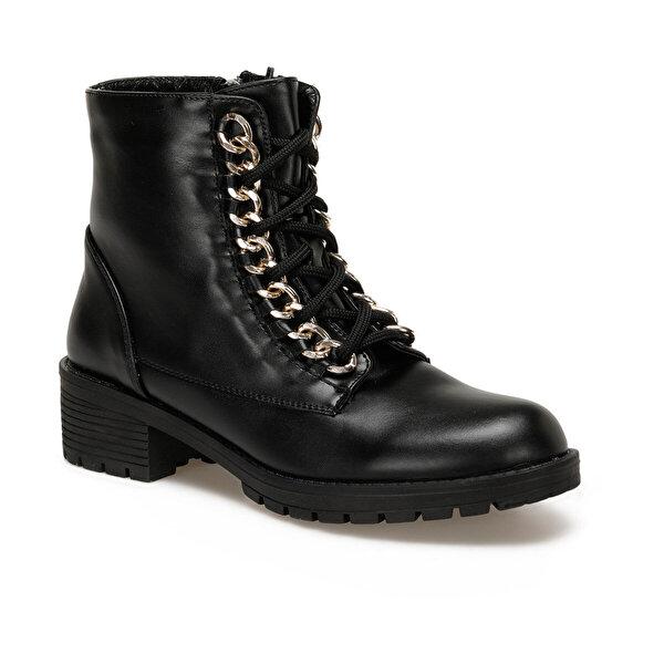 Butigo 18K-289 Siyah Kadın Ayakkabı