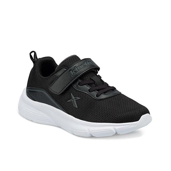 Kinetix PIONS Siyah Erkek Çocuk Koşu Ayakkabısı