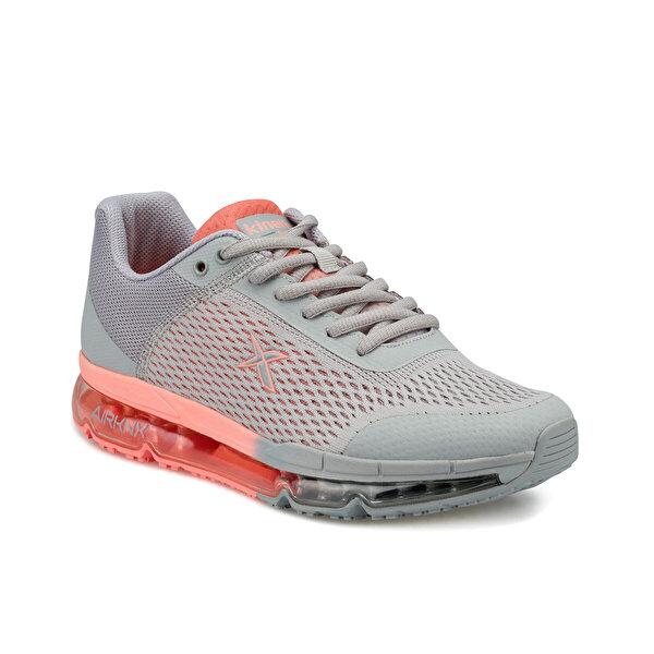 Kinetix NEURON W Gri Kadın Koşu Ayakkabısı