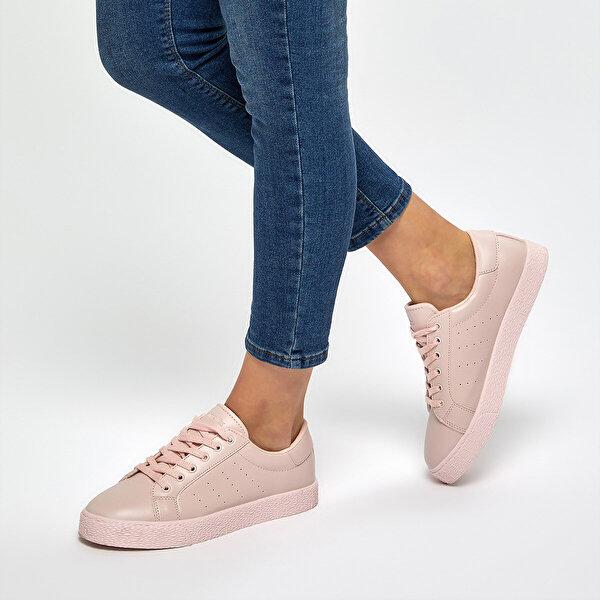 Kinetix POLIN Açık Pembe Kadın Sneaker Ayakkabı