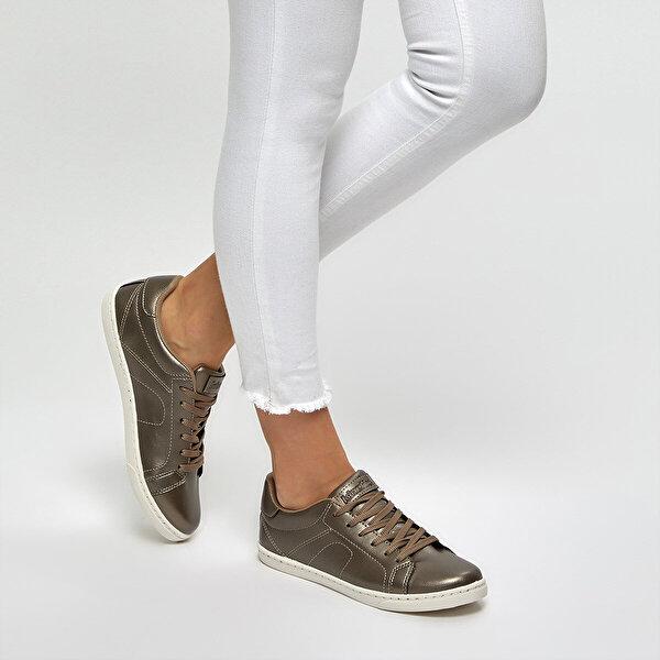 Kinetix NOAH Gri Kadın Sneaker Ayakkabı