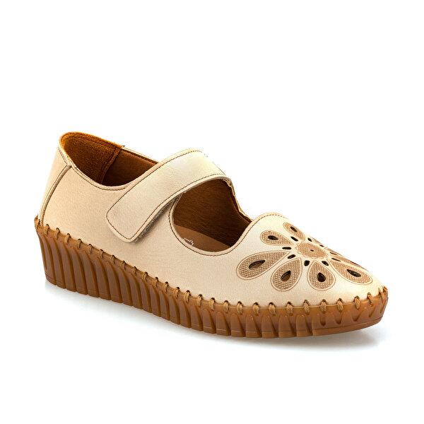 Polaris 5 Nokta 103091.Z Vizon Kadın Ayakkabı