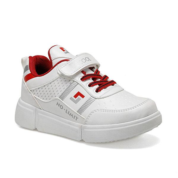 I Cool NOTE Beyaz Erkek Çocuk Yürüyüş Ayakkabısı